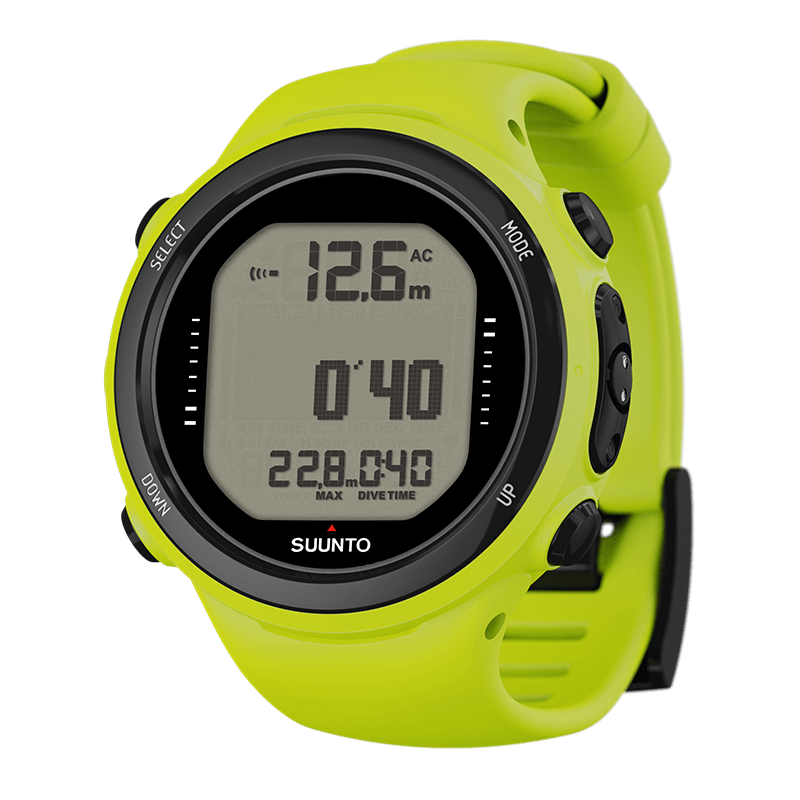 Suunto D4i Novo Review