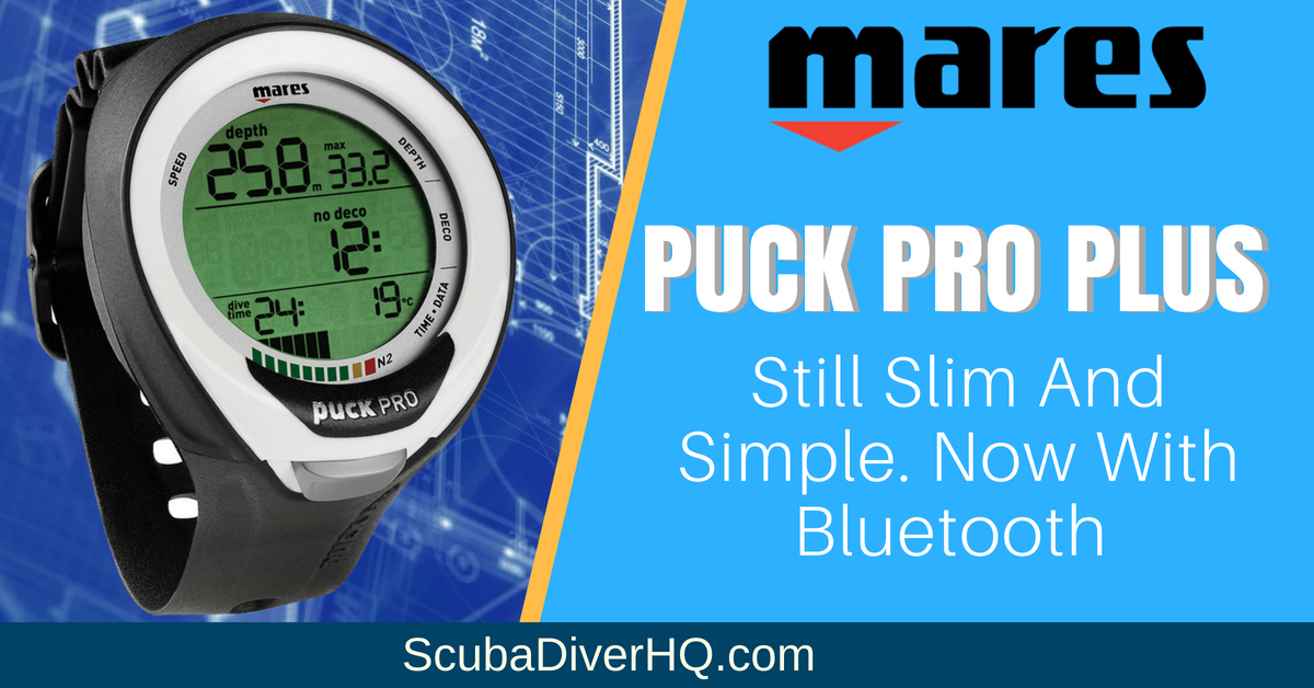 Mares Puck Pro Plus Review
