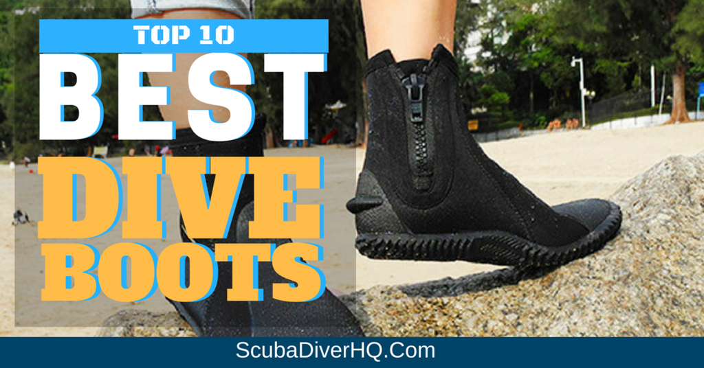 Top 10 Best Dive Boots