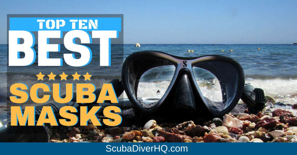 Top 10 Best Scuba Diving Mask For 2020 20