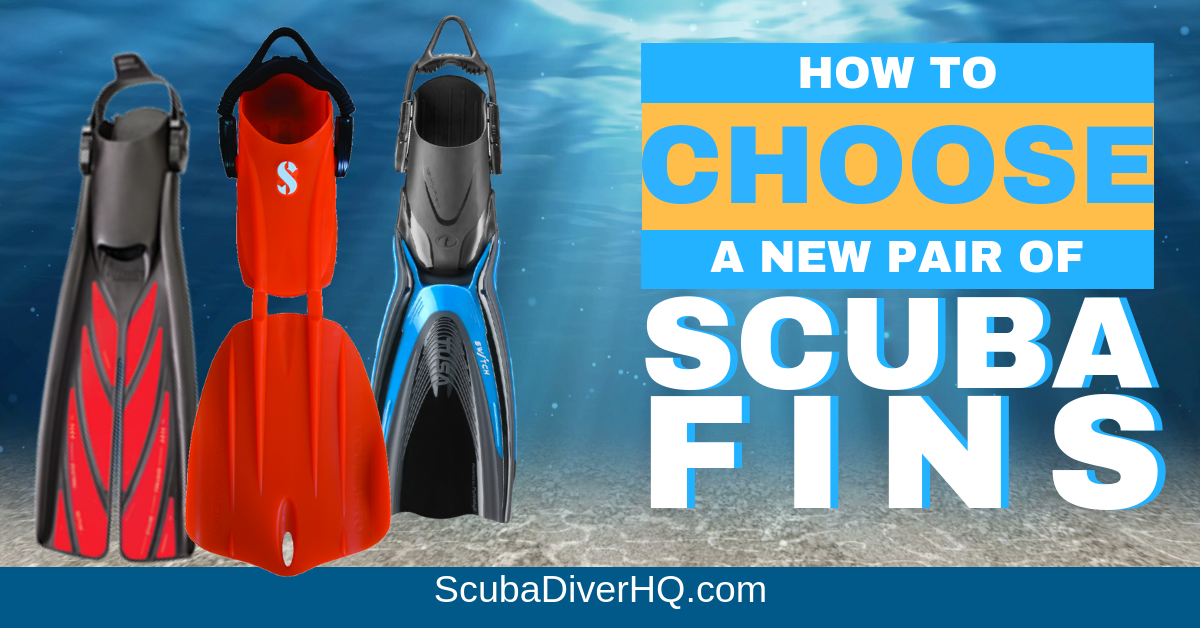 How to Choose Scuba Diving Fins