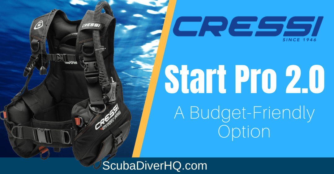 Cressi Start Pro 2.0 BCD Review