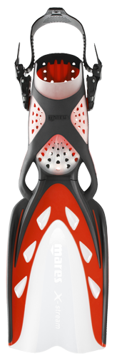 Mares X-Stream Fins Red