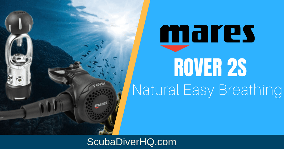 Mares Rover 2s Review