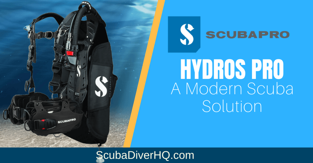 Scubapro Hydros Pro BCD Review