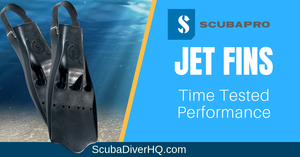 Scubapro Jet Fins Review