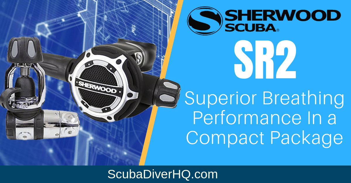 Sherwood SR2 regulator Review