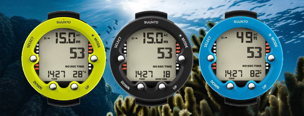 Suunto Zoop Novo Available Colors