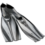 Tusa X-Pert Evolution Split Fins
