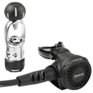 Mares Rover 2s Review: Natural Easy Breathing 1